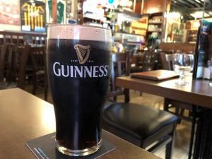 ダブリンの名産「ギネスビール」